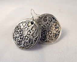 ornamental earring