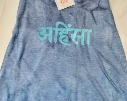 Ahimsa Yoga Tank Top